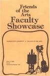 Friends of the Arts Faculty Showcase