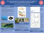 Total Suspended Sediment And Phosphorus Transport In Response To Storm Events In An Agriculturally Dominated Watershed by Elijah Schukow