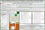 Natural Nitrate Removal In Shallow Subsurface Stream Flows by Abigail Heath