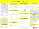Synthesis of Oxyquinoliziniporphyrin by Emma Cramer