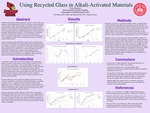 Using Recycled Glass in Alkali-Activated Materials