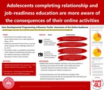 How Developmental Programming Influences Youths' Awareness of their Online Audiences by Meredith Spraggon