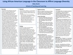 Using African American Language in the Classroom to Affirm Language Diversity