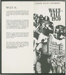 WGLT Program Guide, September-December, 1970