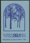 WGLT Program Guide, March, 1980