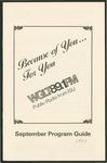 WGLT Program Guide, September, 1983