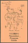WGLT Program Guide, November, 1983