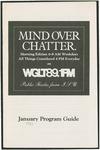 WGLT Program Guide, January, 1984