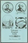 WGLT Program Guide, February, 1984