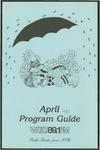 WGLT Program Guide, April, 1984