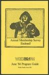 WGLT Program Guide, June, 1984