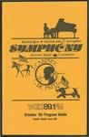 WGLT Program Guide, October, 1984