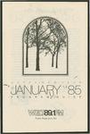 WGLT Program Guide, January, 1985