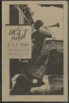 WGLT Program Guide, July, 1986