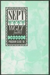 WGLT Program Guide, September, 1989