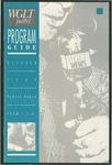 WGLT Program Guide, October, 1989