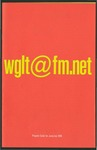 WGLT Program Guide, June-July, 1998
