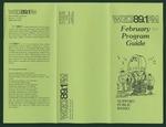 WGLT Program Guide, February, 1982