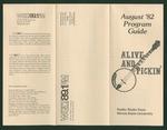 WGLT Program Guide, August, 1982