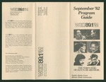 WGLT Program Guide, September, 1982
