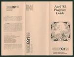 WGLT Program Guide, April, 1983