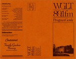 WGLT Program Guide, July-September, 1978