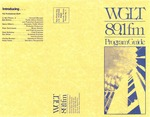 WGLT Program Guide, October-December, 1978
