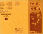 WGLT Program Guide, October-December, 1979